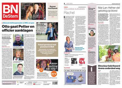 BN DeStem - Bergen op Zoom – 29 september 2017