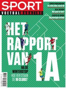 Sport Voetbal Magazine - 16 Januari 2019