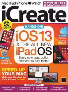 iCreate UK - August 2019