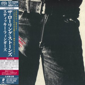 The Rolling Stones - Sticky Fingers (1971) [Japanese Limited SHM-SACD 2011 # UIGY-9066] PS3 ISO + Hi-Res FLAC