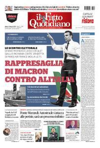Il Fatto Quotidiano - 09 febbraio 2019