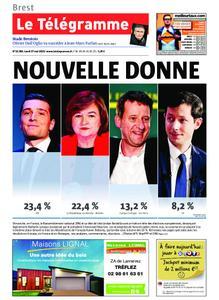 Le Télégramme Brest Abers Iroise – 27 mai 2019