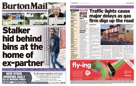 Burton Mail – September 23, 2019