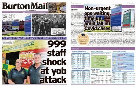 Burton Mail – September 02, 2020