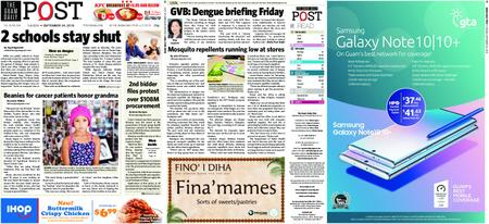 The Guam Daily Post – September 24, 2019