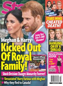 Star Magazine USA - January 13, 2020