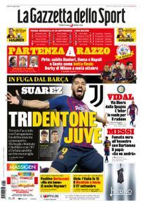 La Gazzetta dello Sport Roma – 03 settembre 2020