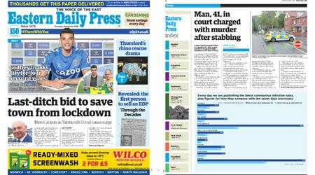 Eastern Daily Press – October 06, 2020