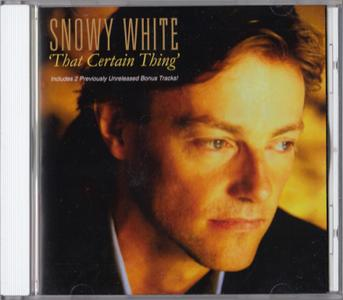 Snowy White - That Certain Thing (1987) {2005, Reissue} Repost / New Rip