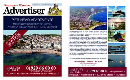 Swanage & Wareham Advertiser – September 03, 2020