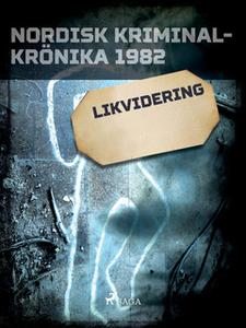 «Likvidering» by Diverse