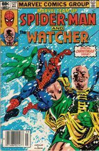 Marvel Team-Up v1 127 1983