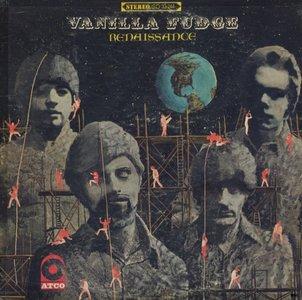 Vanilla Fudge - Renaissance (1968) ATCO Records/SD 33-244 - US Monarch 1st Pressing - LP/FLAC In 24bit/96kHz