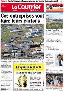 Le Courrier de l'Ouest Cholet – 07 mai 2019