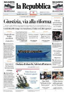 la Repubblica - 10 Maggio 2021