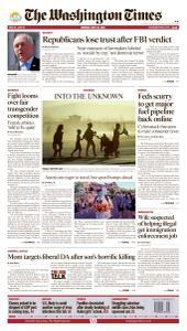 Washington Times - May 10, 2021