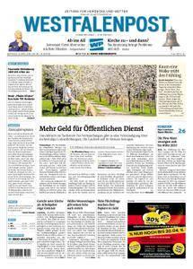 Westfalenpost Wetter - 18. April 2018