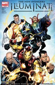 New Avengers - Illuminati 03 of 05 2007 digital