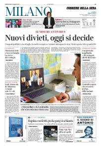 Corriere della Sera Milano – 11 marzo 2020