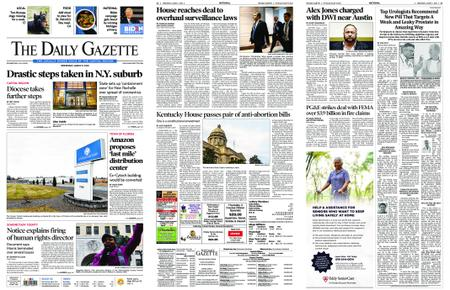 The Daily Gazette – March 11, 2020