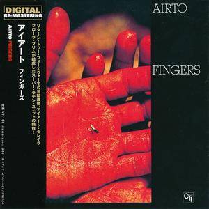 Airto Moreira - Fingers (1973) Japanese Remastered 2002 [Re-Up]