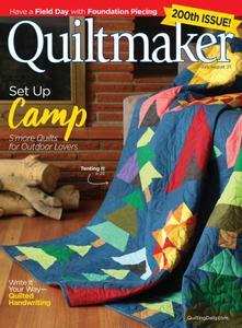 Quiltmaker – July 2021