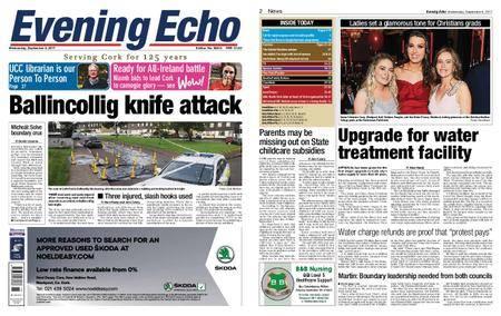 Evening Echo – September 06, 2017
