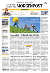 Solinger Morgenpost – 30. Mai 2019
