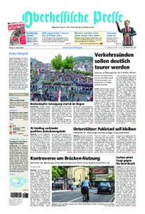 Oberhessische Presse Marburg/Ostkreis - 16. August 2019