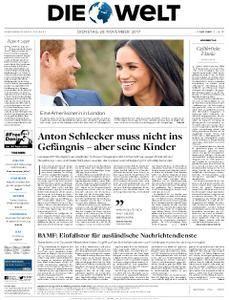 Die Welt - 28. November 2017