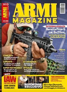 Armi Magazine – agosto 2021