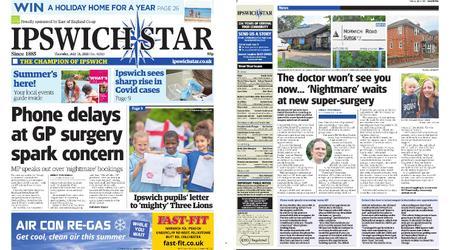 Ipswich Star – July 15, 2021