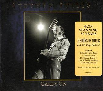 Stephen Stills - Carry On (2013) {4CD Set Rhino R2 534539}