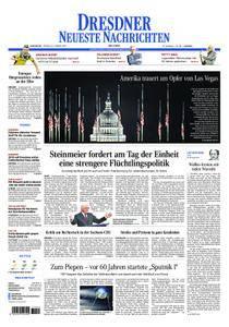 Dresdner Neueste Nachrichten - 04. Oktober 2017