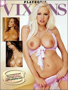 Playboy's Vixens - June/July 2005
