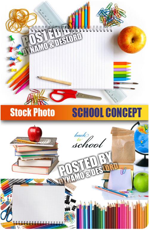 School concept - UHQ Stock Photo