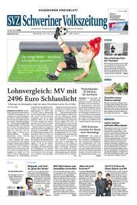 Schweriner Volkszeitung Hagenower Kreisblatt - 23. Juli 2019