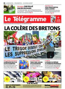 Le Télégramme Guingamp – 09 juillet 2020
