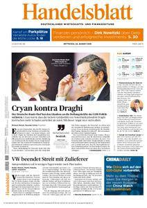 Handelsblatt - 24. August 2016