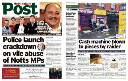 Nottingham Post – November 06, 2019