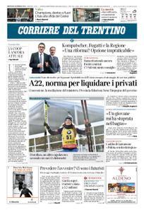 Corriere del Trentino – 19 febbraio 2020