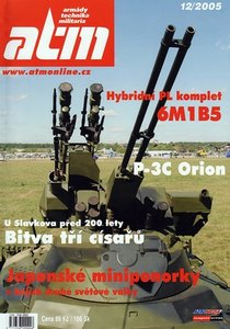 ATM 2005-12 (Armadni Technika Militaria)