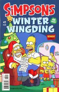 Simpsons Winter Wingding 07 2012