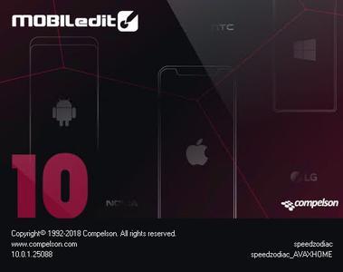MOBILedit! 10.1.0.25985
