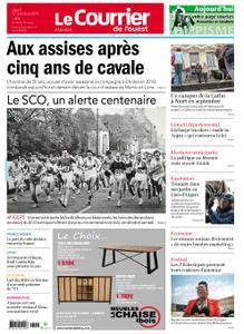 Le Courrier de l'Ouest Angers – 17 octobre 2019