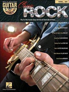 Guitar Play-Along Vol. 34 - Classic Rock