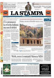 La Stampa Imperia e Sanremo - 9 Novembre 2017