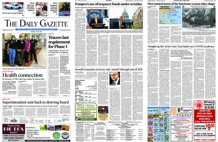 The Daily Gazette – May 18, 2020