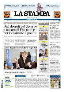 La Stampa Torino Provincia e Canavese - 11 Settembre 2018