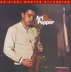 Art Pepper - ...The Way It Was! (1972) [MFSL, 2008]